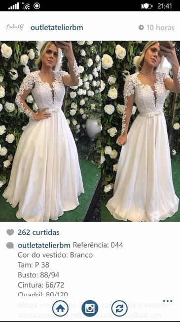 Promoções Vestidos De Noiva Barbara Melo Corre