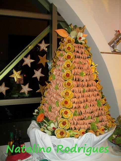 Mesa de frutas -> Decoração De Frutas Para Mesa