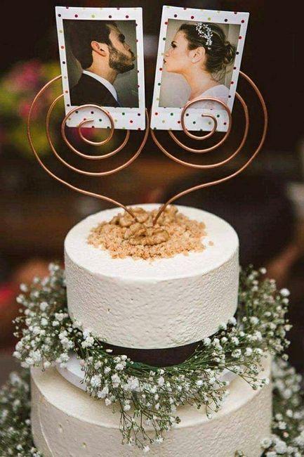 Precisa de topo de bolo para bolo fake? - 1