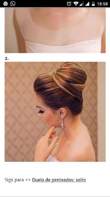 Dicas de penteados, véu e grinalda! - 2