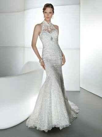 Pq Simmmm!!! Consegui escolher o vestido!!! - 1