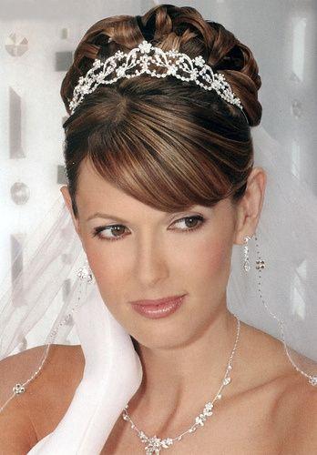 penteados para noivas presos bonitos