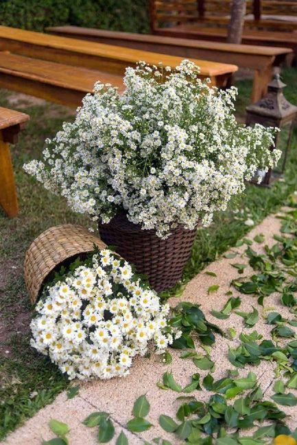 Flores da Decoração 3