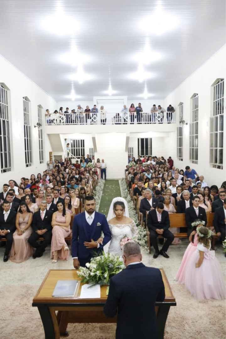Casei! e foi lindo 🥰 - 1