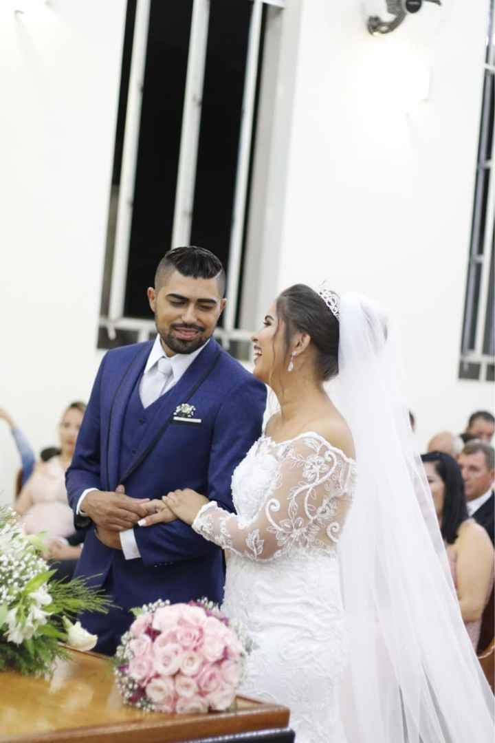 Casei! e foi lindo 🥰 - 2
