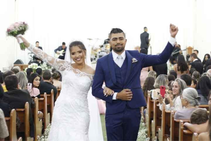 Casei! e foi lindo 🥰 - 3
