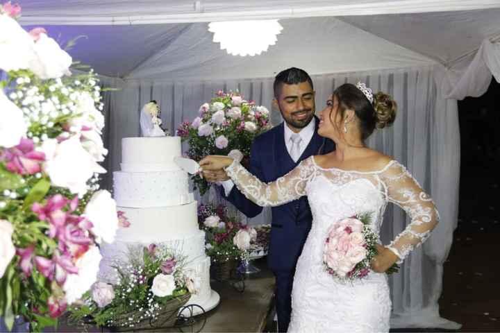 Casei! e foi lindo 🥰 - 7