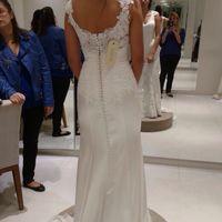 Meu vestido de noiva - meu sonho real