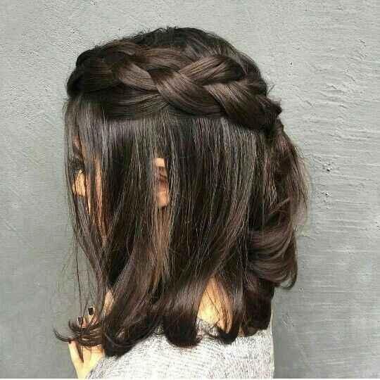 Cortei o cabelo 😅 - 3