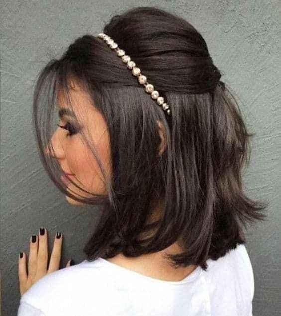 Cortei o cabelo 😅 - 4