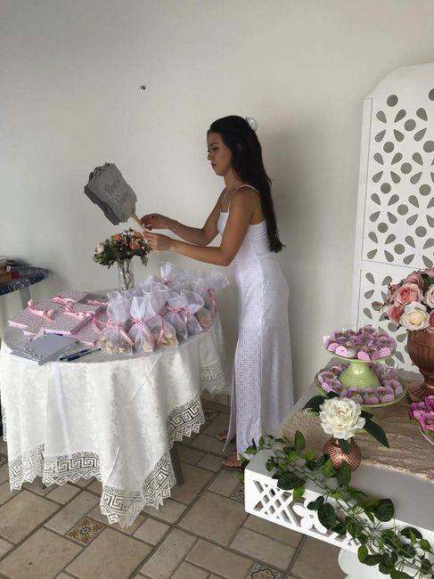 Evento de noivado, você fizeram? 7