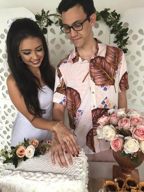 Evento de noivado, você fizeram? 9