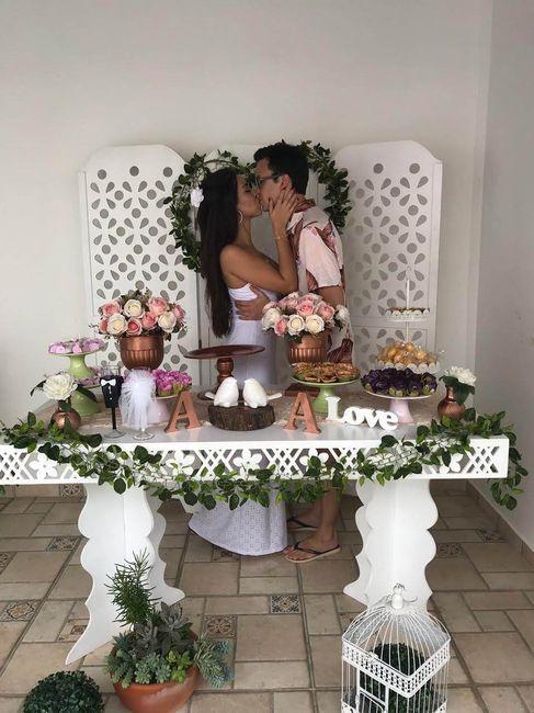 Evento de noivado, você fizeram? 11