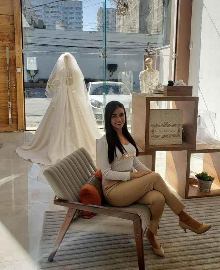 Meu vestido de noiva - Nova Noiva - 2