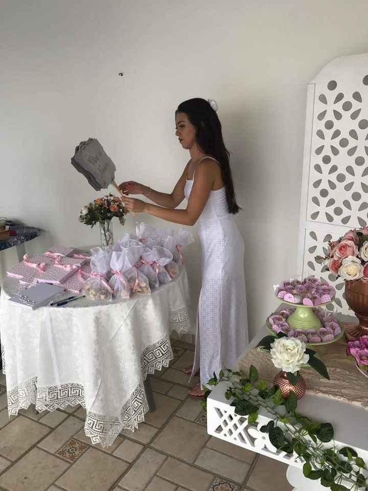 Evento de noivado, você fizeram? - 2