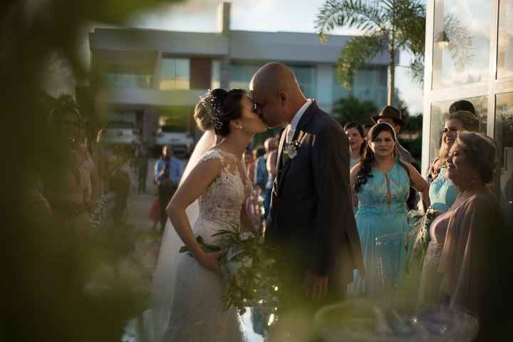 Casamentos reais 2019: o beijo no altar 16