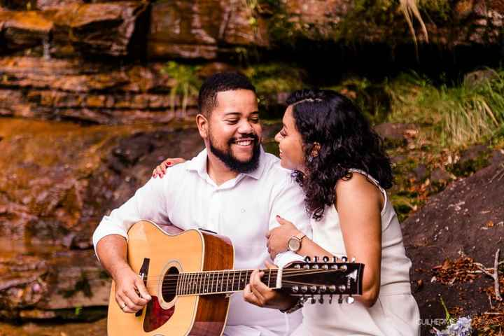Recebi mais fotos do nosso pré wedding #vemver - 12