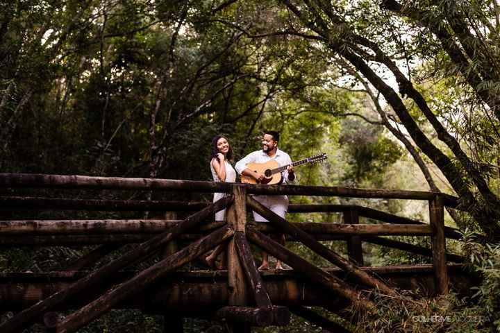 Recebi mais fotos do nosso pré wedding #vemver - 15