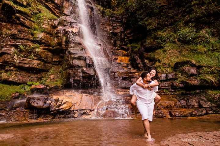 Recebi mais fotos do nosso pré wedding #vemver - 17
