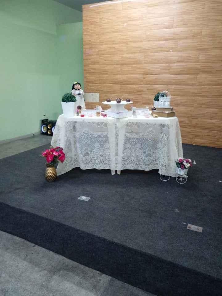 Chá de Panela ♥️ - 2