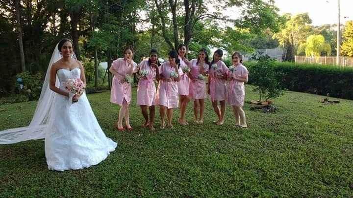 Meu dia de noiva