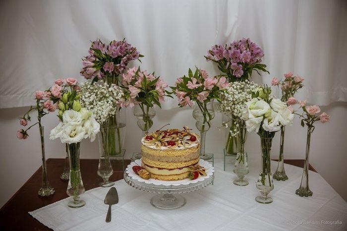Decoração  brunch para casamento no civil