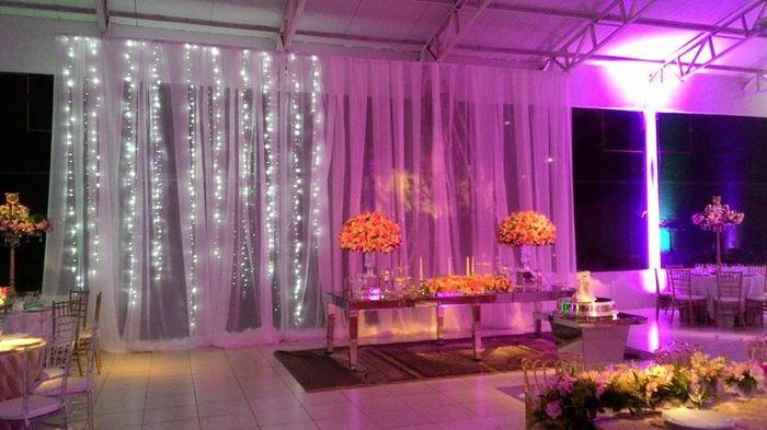 Casei!! - DICA 1 - Aproveite a decoração