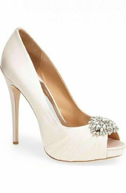 Sapato da noiva 2