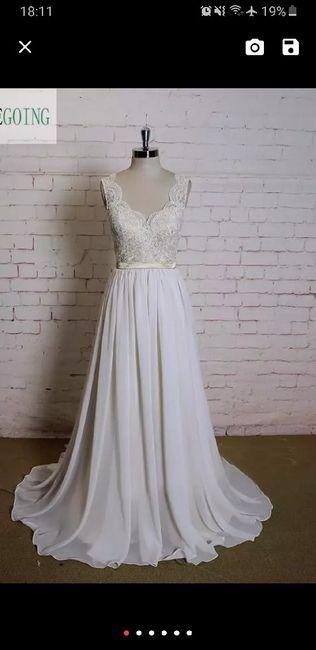 Vestido de noiva para casamento de manhã 7