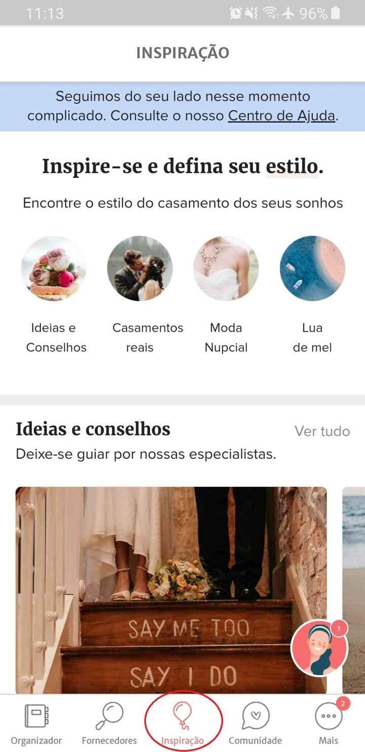 Já conhece os Artigos do Casamentos.com.br? Se ainda não, deveria! #helpcarol - 2
