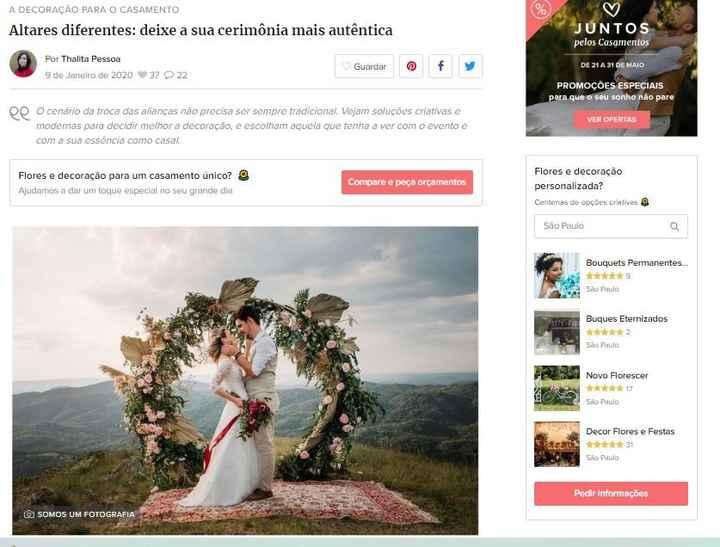 Já conhece os Artigos do Casamentos.com.br? Se ainda não, deveria! #helpcarol - 4