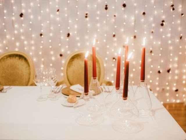 Casamento de dia: decoração com velas fica legal? - 3