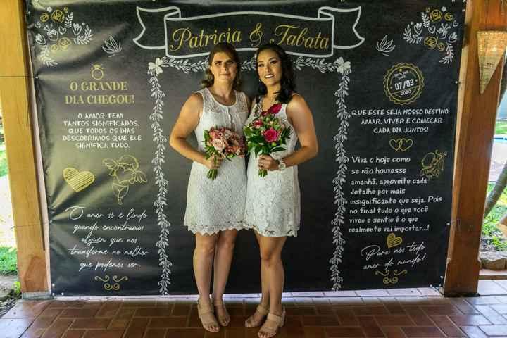 Casamento sem Cerimônia - 1