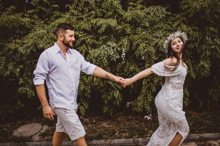 Ensaio pre wedding 1
