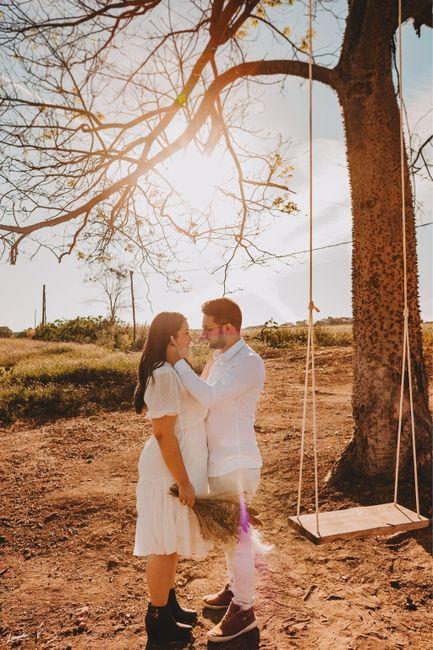 Pré wedding em Holambra 1