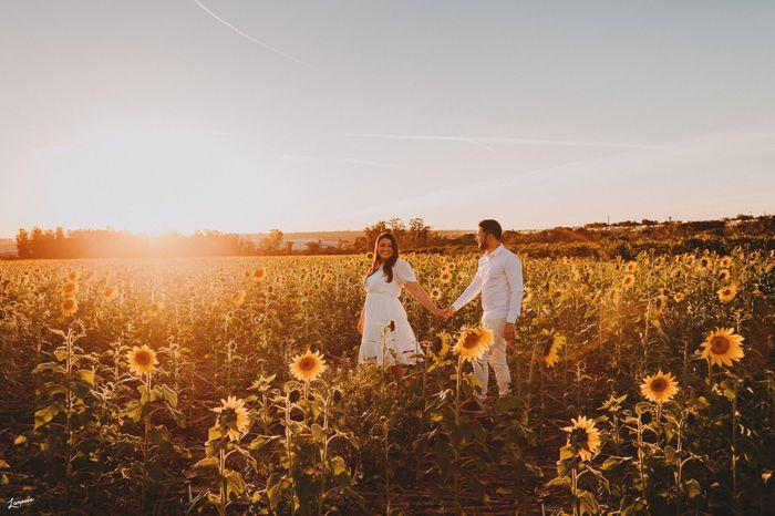 Pré wedding em Holambra 4