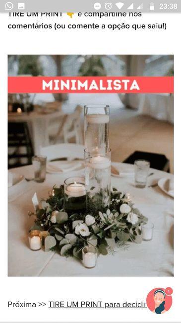 TIRE UM PRINT para decidir o estilo do casamento 24