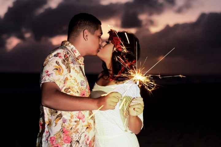 Noivos que se casam  em 13 de Dezembro de 2019 em Ceará - 1