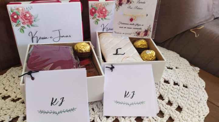 minhas  caixas de padrinhos - 3