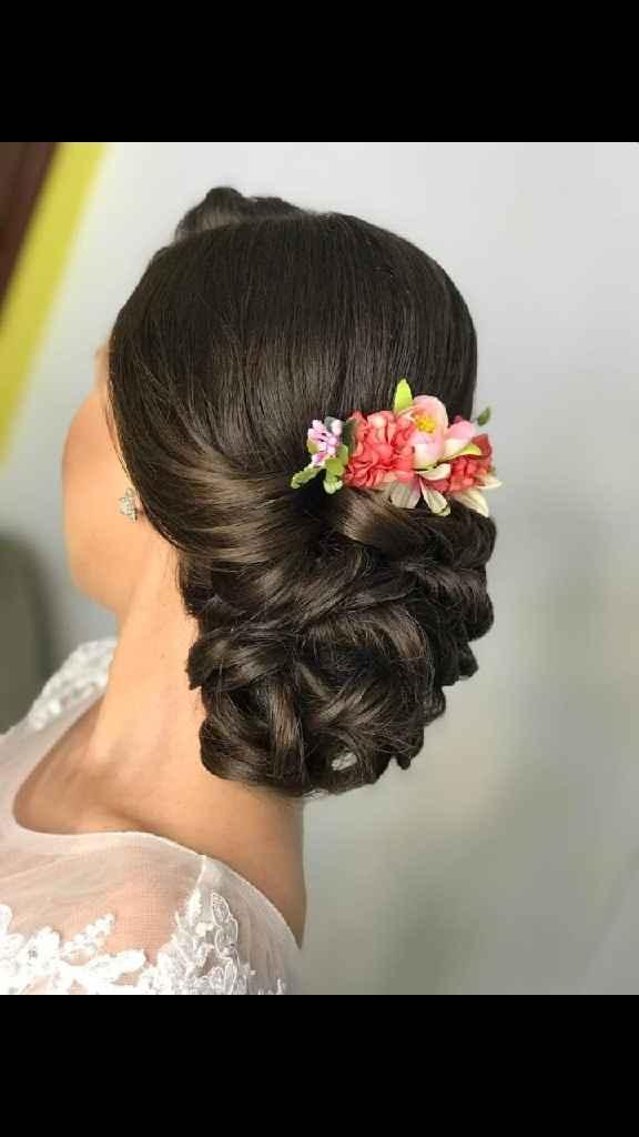 Minhas escolhas para o dia de noiva - Ariadne - 1