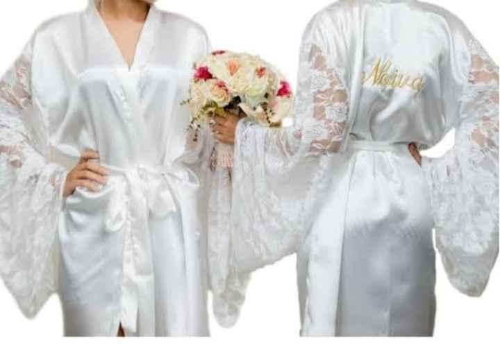 Minhas escolhas para o dia de noiva - Ariadne - 3