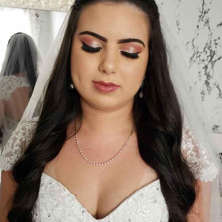 Maquiagem de casamento - 1