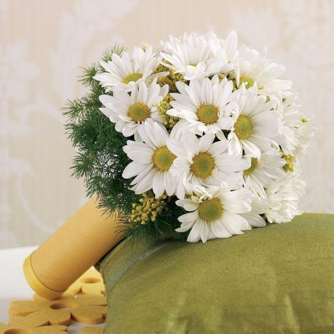 Buquê Significado Das Flores