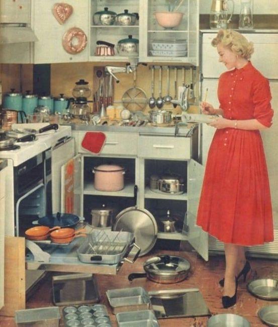 o Guia da Boa Esposa de 1955 (interessante vem ler!) 1