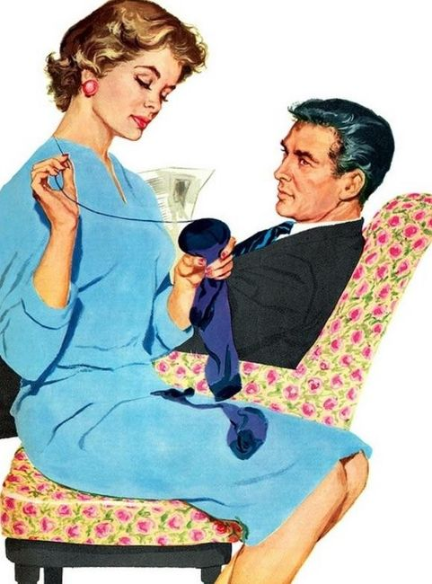 o Guia da Boa Esposa de 1955 (interessante vem ler!) 3