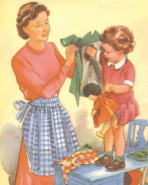 o Guia da Boa Esposa de 1955 (interessante vem ler!) 4
