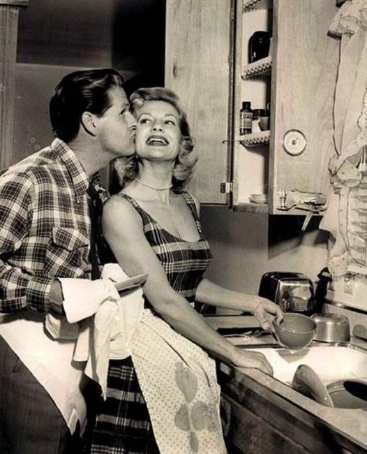 o Guia da Boa Esposa de 1955 (interessante vem ler!) 5