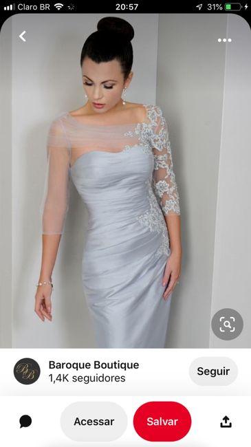 Quais cores para vestidos das mães dos noivos? - 3