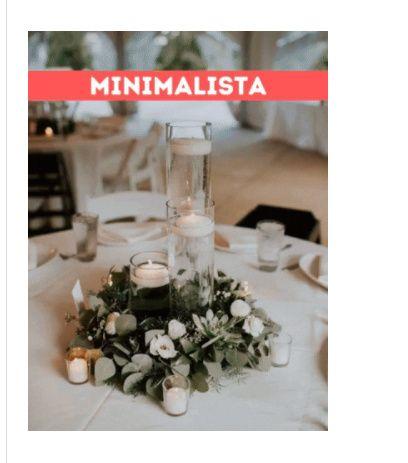 TIRE UM PRINT para decidir o estilo do casamento 2