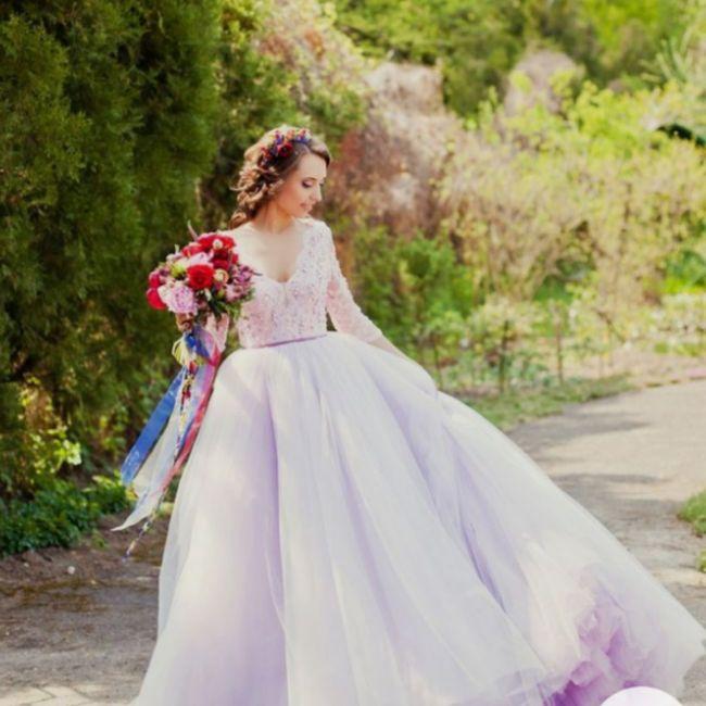 Vestido roxo #diadamulher - 4